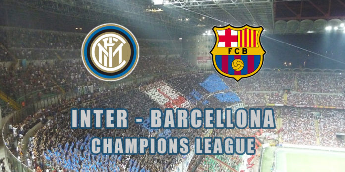 inter barcellona streaming
