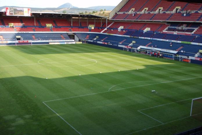 stadio El Sadar Osasuna