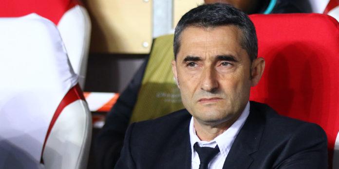 Ernesto Valverde Barcellona