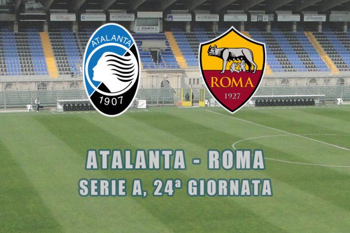 atalanta roma diretta streaming live dazn