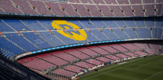 Camp Nou Barcellona