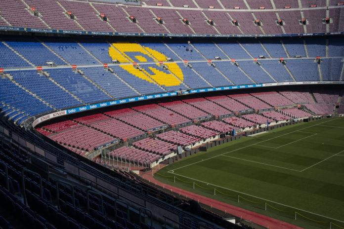 Camp Nou Barcellona