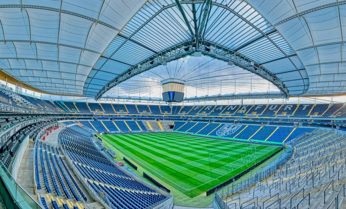 Eintracht Francoforte-Arminia Bielefeld