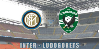 inter europa league ludogorets live streaming gratis