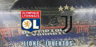 lione juventus diretta tv live champions league