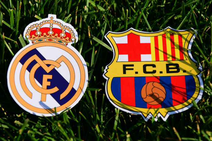real madrid barcellona live streaming