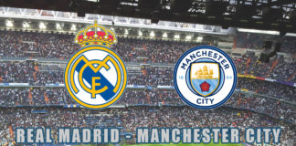 real madrid manchester city live streaming