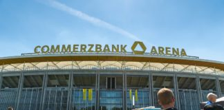 Eintracht Francoforte-Mainz