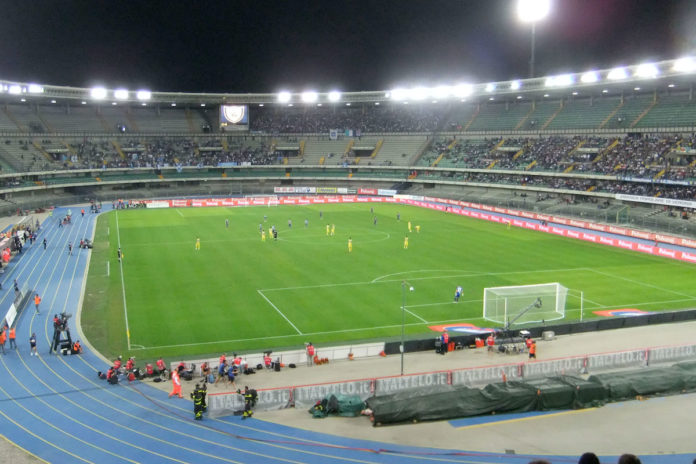 Chievo-salernitana