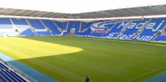 Madejski Stadium Reading