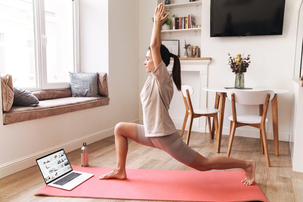 Fitness a casa: app e video youtube gratis per tutti