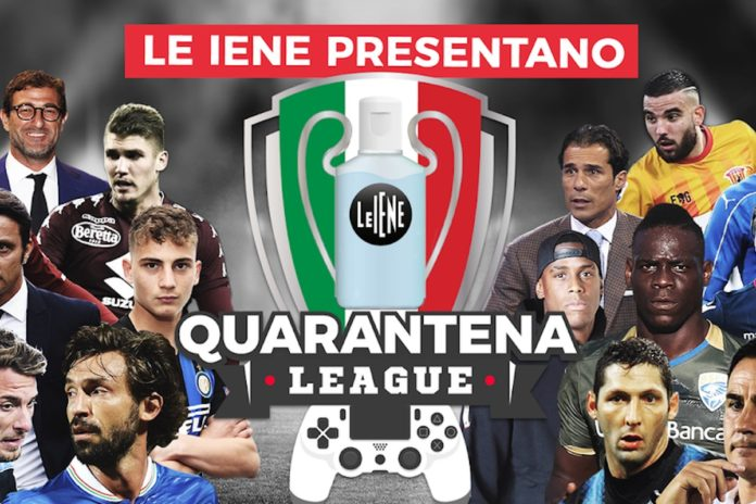 quarantena league iene