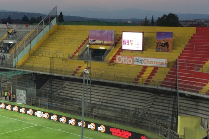 stadio vigorito benevento