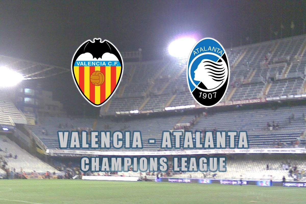 Valencia Atalanta