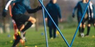 calcio sport allenamenti