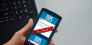 falso sito inps