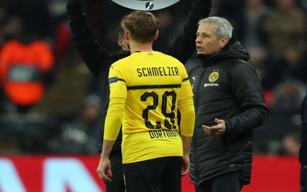 Fortuna Dusseldorf-Borussia Dortmund