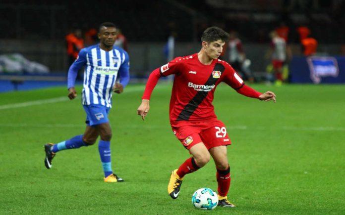 Bayer Leverkusen-Bayern Monaco