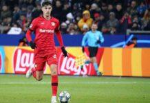 Bayer Leverkusen-Glasgow Rangers