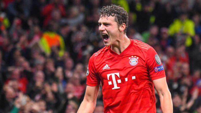 Bayern Monaco-Hertha Berlino
