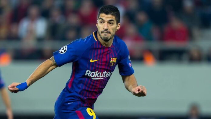 Luis Suarez Barcellona