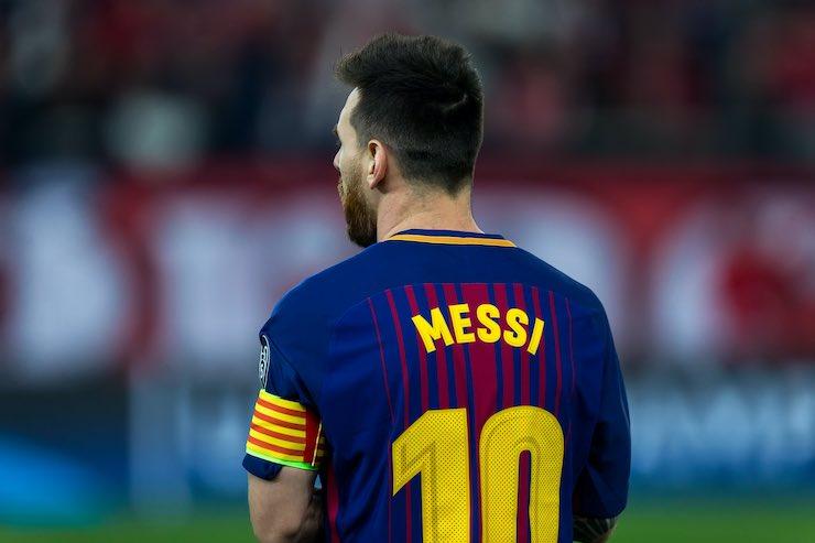 Lionel Messi Barcellona
