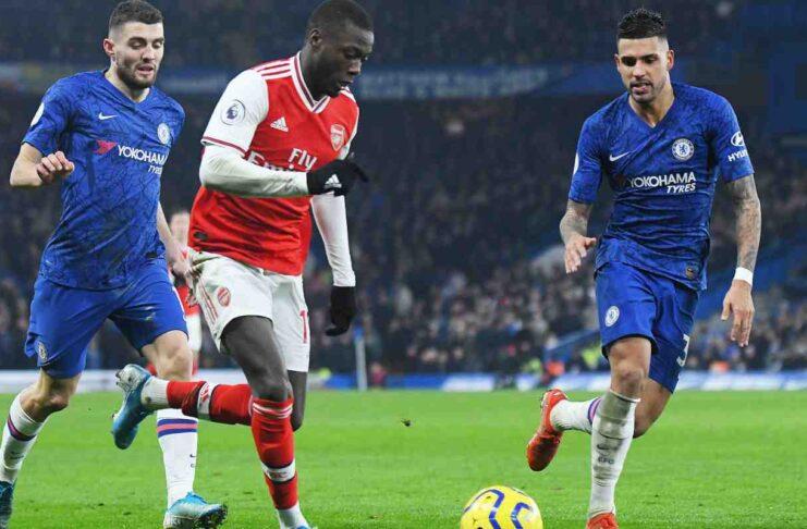 Arsenal-West Ham