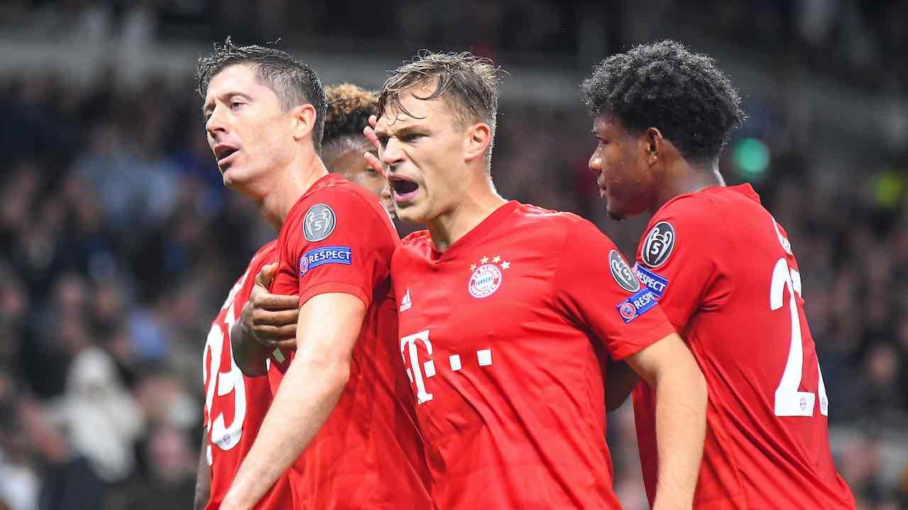 Borussia Dortmund-Bayern Monaco