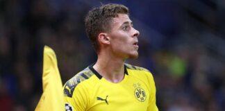 Borussia Dortmund-Borussia Moenchengladbach
