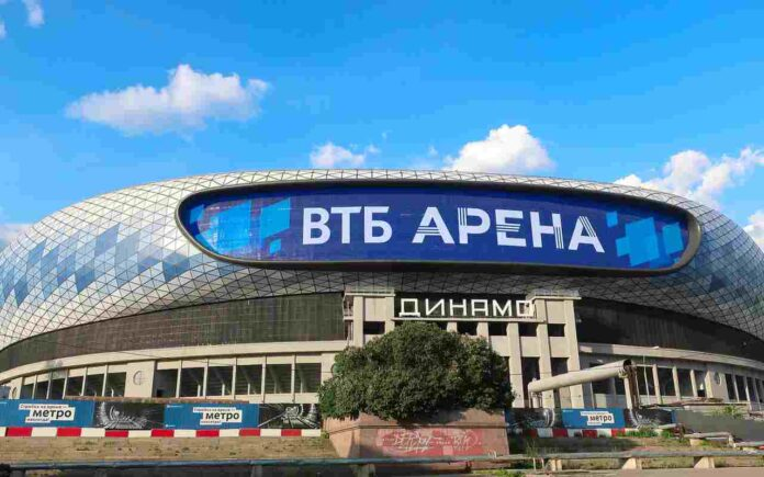 Dinamo Mosca-Akhmat