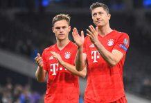 Bayern Monaco-Atletico Madrid