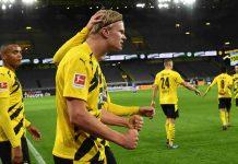 Arminia Bielefeld-Borussia Dortmund