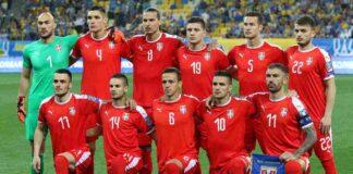Norvegia-Serbia