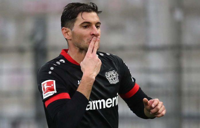 Hapoel Beer Sheva-Bayer Leverkusen