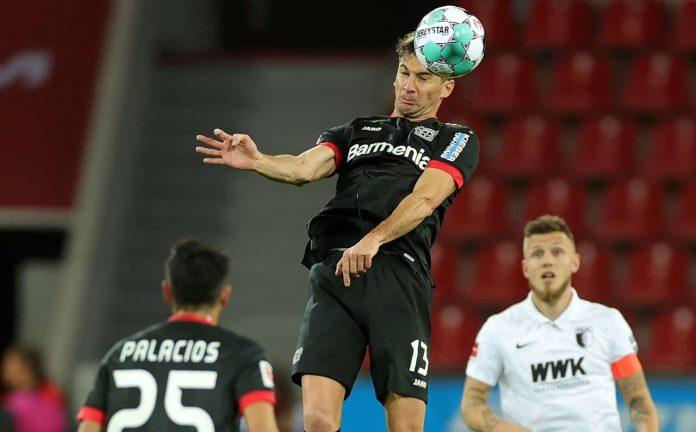 Bayer Leverkusen-Hertha Berlino