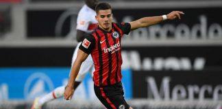 Eintracht Francoforte-Lipsia