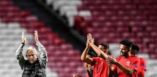 Benfica-Rangers