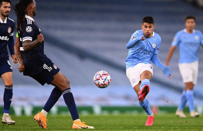Olympiacos-Manchester City