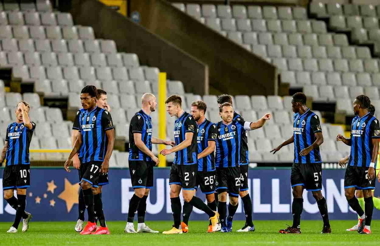 Club Brugge-Borussia Dortmund