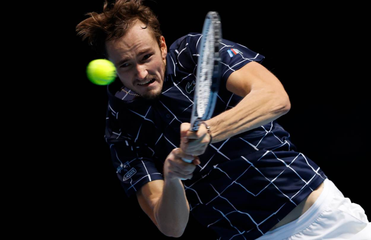 Djokovic-Medvedev