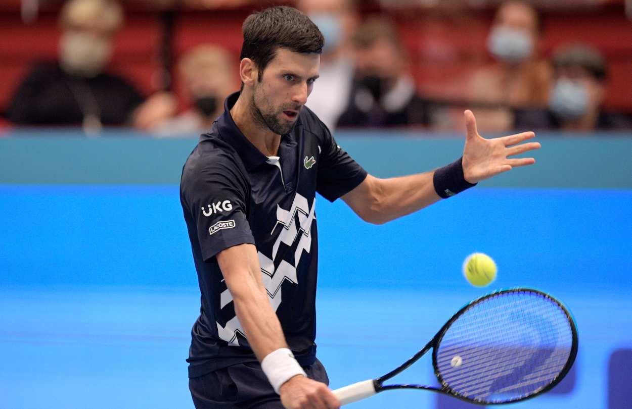 Djokovic-Schwartzman