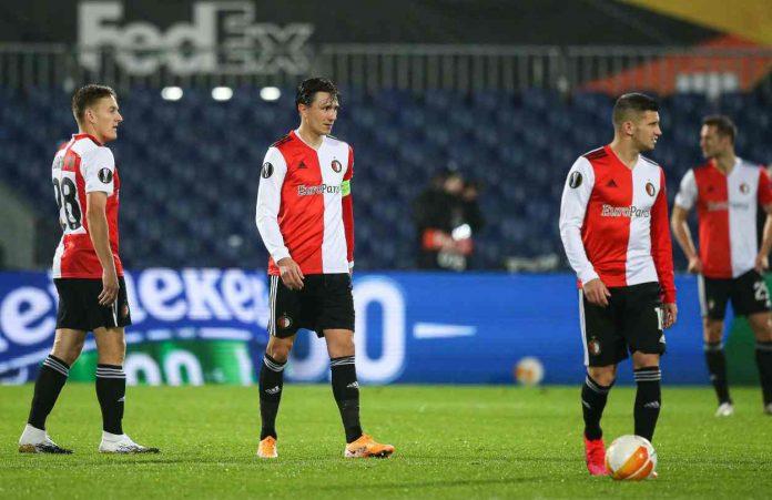Feyenoord-Cska Mosca