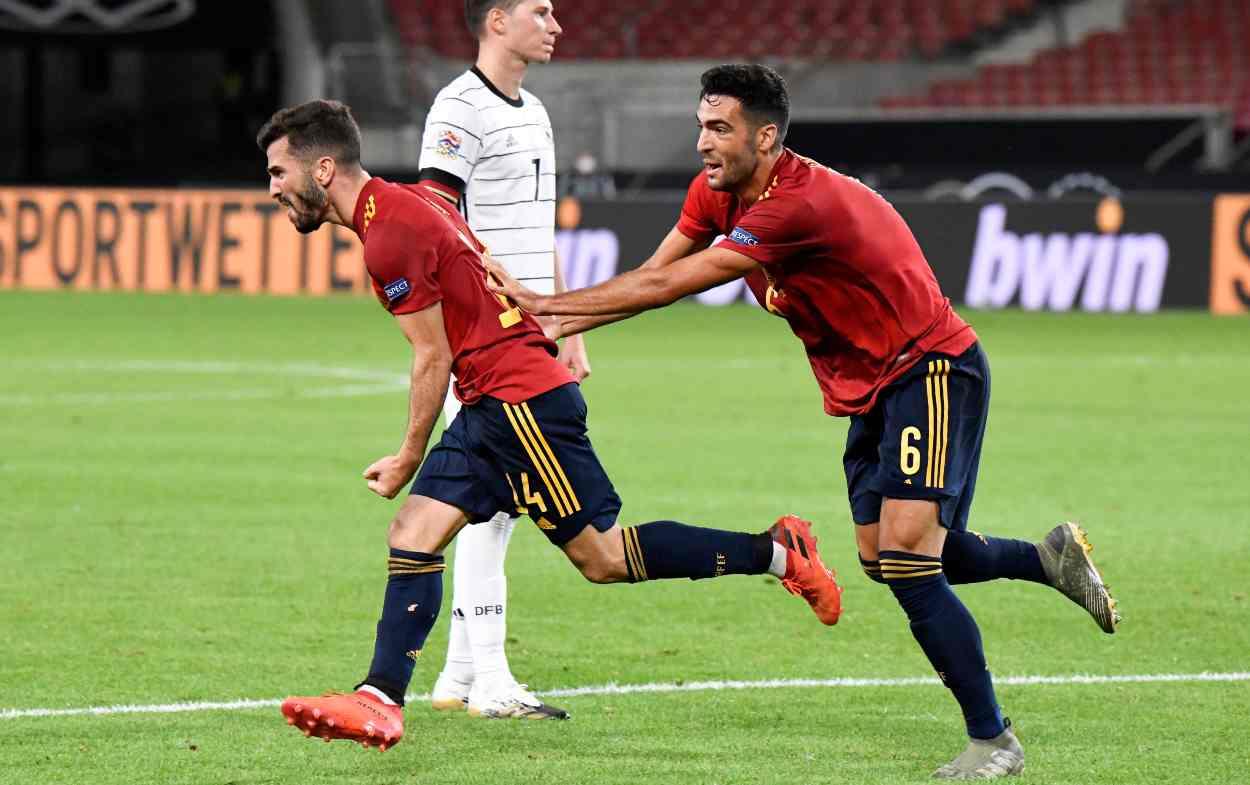 Spagna-Germania