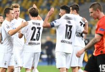 Borussia Moenchengladbach-Shakhtar