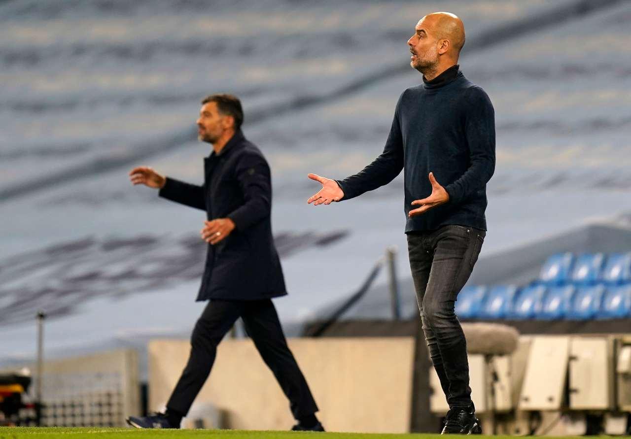 Porto-Manchester City