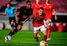 Rangers-Benfica
