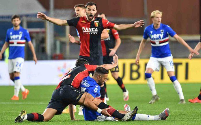 Sampdoria-Genoa