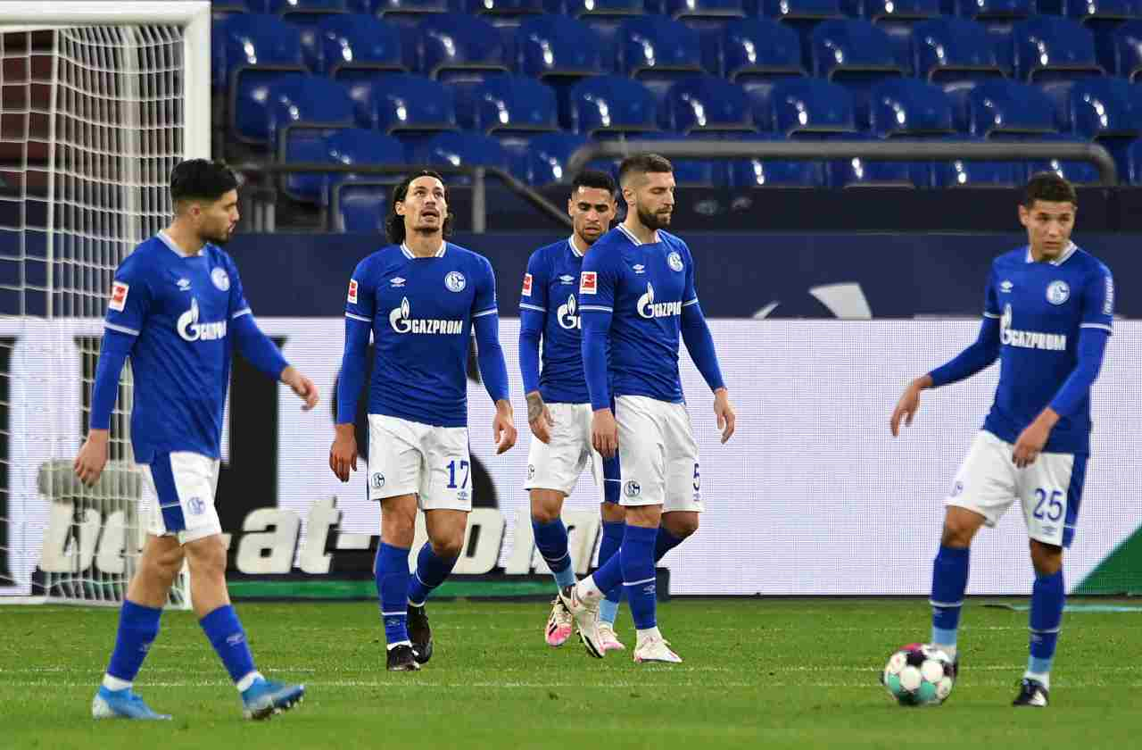 Borussia M'Gladbach-Schalke 04