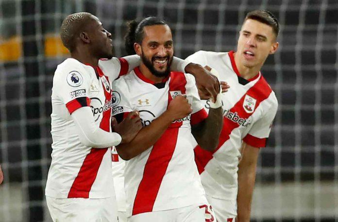 Southampton-Manchester United