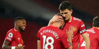Manchester United-Basaksehir